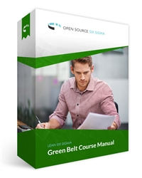 Lean Six Sigma Green Belt Course Manual