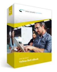 Certified LSS Yellow Belt eBook