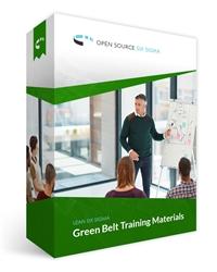 six sigma green belt training material pdf