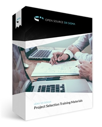 Project Selection Training Materials