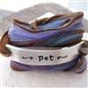 Pet Ribbon Wrap Bracelet, choose your ribbon