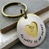 Personalized Pet Memorial Key Chain