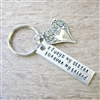 Sisters Keychain, Always My Sister, Forever My Friend
