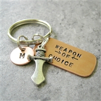 DAGGER Key Chain, Weapon of Choice, vikings