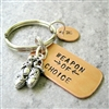 Dance Weapon of Choice Keychain