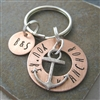 Personalized You're My Anchor Key Chain