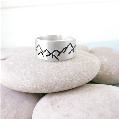Mountain Range Ring, Mountain Ring
