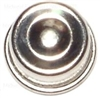 Chrome Hub Cap Push Nuts