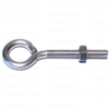 Stainless Steel Eye Bolds with Nuts SEB-2762