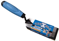 Troxell USA 2.5'' x 7'' Margin Trowel Grout Float