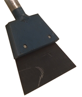 8'' Heavy Duty Floor Scraper w/ T-Bar Handle
