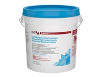 USG 3.5GAL DUROCK BRAND LIQUID WATERPROOFING AND CRACK ISOLATION MEMBRANE