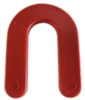 Troxell USA 1/8'' Horseshoe Shim Red - 150 Per Jar