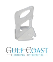 GCF Distributor 1/16'' Level Base Tabs - 100 Pieces
