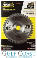 Floor King Jamb Saw Blade 55036 556 For Crain 545, Crain 555 & Crain 575