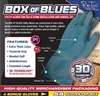 Primo Tools - Box of Blues Multi Purpose Gloves - 54 Gloves Per Box
