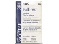 TEC FULL FLEX PREMIUM WHITE THIN SET MORTAR 50LB