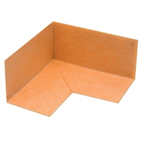 SCHLUTER KERDI-KERECK-F PRE-FORMED 90 DEGREE WATERPROOFING INSIDE CORNERS (2 PACK)