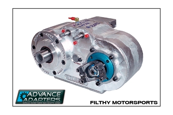 Advanced Adapters Atlas 2 Speed Transfer Case Starting