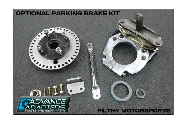 Advance Adapters Atlas 2 Speed 4x4 Transfer Case