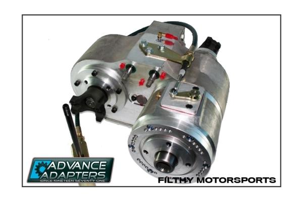 Advance Adapters Atlas 4 Speed 4x4 Transfer Case