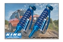 Toyota FJ Cruiser King OEM Shocks