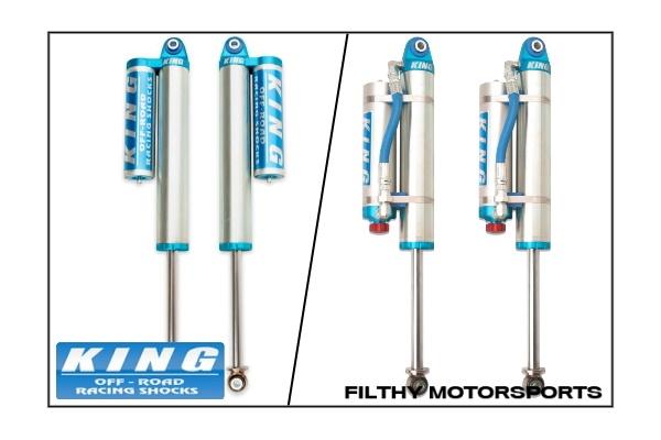 King Shocks OEM Upgrade Kit   Chevy Silverado 1500   2007 - 2018