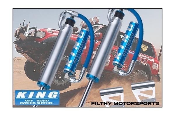 King Shocks OEM Upgrade Kit | Toyota Land Cruiser 80 / LX450
