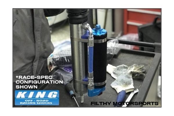 King Shocks OEM Upgrade Kit   Mercedes G-Class   1990 - 2012