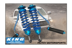 Toyota Tundra King OEM Stage 3 Race Shocks