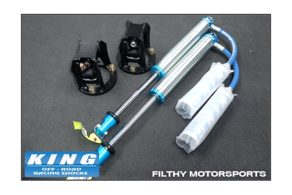 King Shocks OEM Upgrade Kit | Dodge Ram | 1994 - 2013