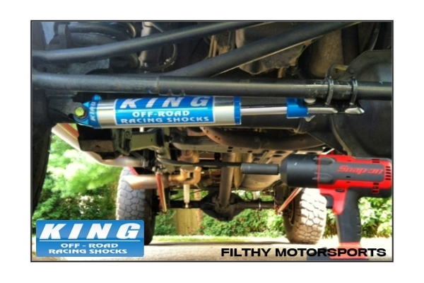 King Steering Stabilizer Shocks