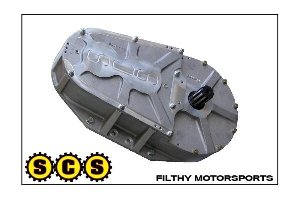 SCS Gearbox Quick Change Drop Transfer Case 1266 1800 2333
