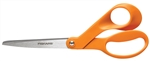 FISKARS No. 8 Bent Scissors