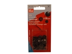 PRYM 390327 Anorak Snaps Black 10 sets