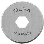 OLFA RB18-2 18mm Rotary Blade, 2-pack
