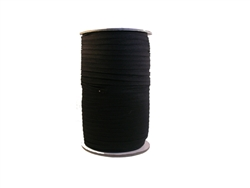 Knitted Elastic Black