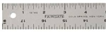 FAIRGATE F20- Metal Ruler