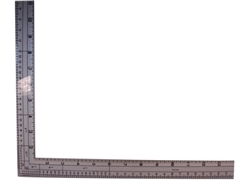 "FAIRGATE F50-124 24""x14""L-Square ruler"