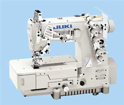 JUKI MF-7523 High-speed, Flat-bed, Top and Bottom Coverstitch Machine
