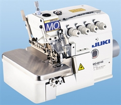 JUKI MO-6704S High-speed, 3-thread merrow machine