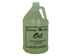 Clear Sewing Machine Oil 1 Gallon