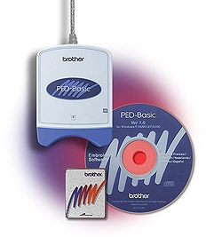 BROTHER PED-BASIC DRIVERS FOR WINDOWS VISTA