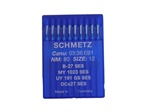 SCHMETZ NEEDLES Overlock Machine