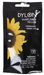 DYLON 87005 Permanent Fabric Dye Sunflower