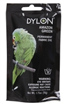 DYLON 87059 Permanent Fabric Dye Amazon Green