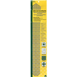 DRITZ 3300 Quilter's See-Thru Drafting Ruler