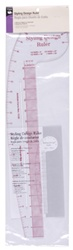 DRITZ D832 Styling Design Ruler