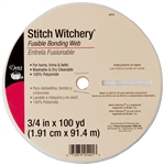 R5474 Stitch Witchery Bonding Web 100 yards