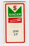 SINGER 2045 Ball Point Needles 10 pieces per pack